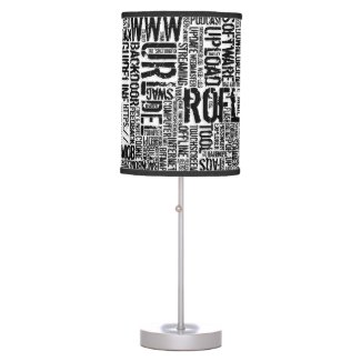 Computer Dictionary... Table Lamp