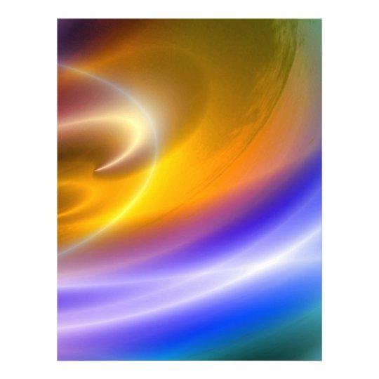 Computer Digital Abstract Flyer