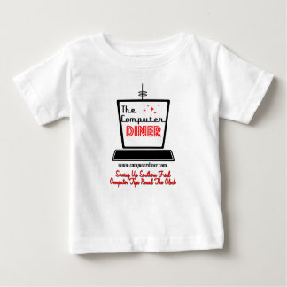 Computer Diner Logo Toddler Tee