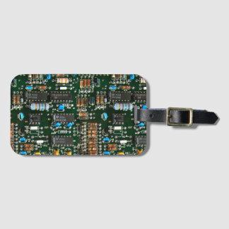 Computer Electronics Printed Circuit Board Bag Tag