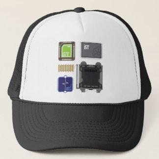 Computer Elements Trucker Hat