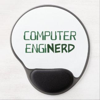 Computer Engineer Enginerd Gel Mouse Pad