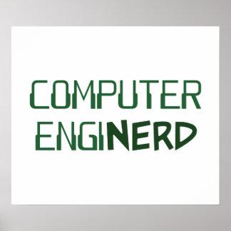 Computer Engineer Enginerd Print