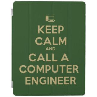Computer Engineer iPad Cover