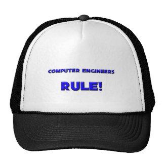 Computer Engineers Rule! Mesh Hat