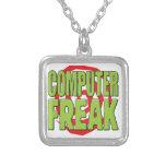 Computer Freak G Necklaces