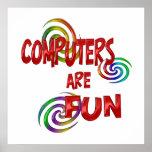 Computer Fun Posters