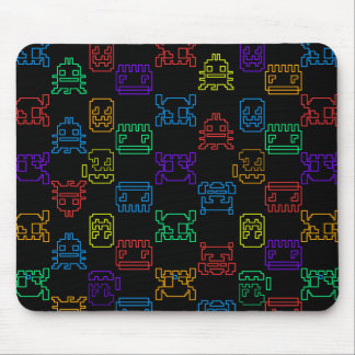Computer game mouse pad