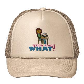 Computer Geek - Dark Trucker Hat