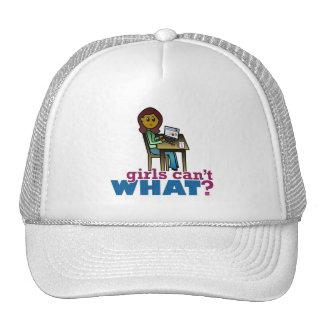 Computer Geek - Dark Mesh Hats