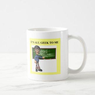 computer geek joke coffee mug