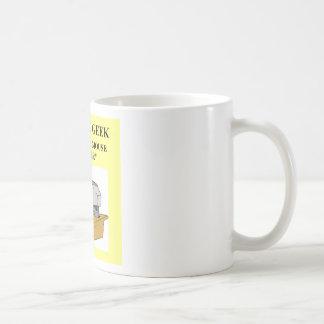 computer geek joke mugs