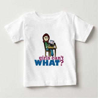 Computer Geek - Light Baby T-Shirt