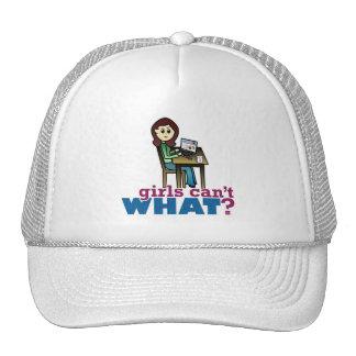 Computer Geek - Light Mesh Hat
