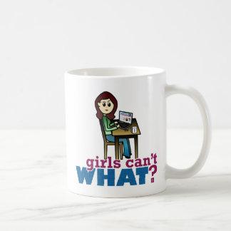 Computer Geek - Light Classic White Coffee Mug