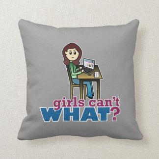 Computer Geek - Light Pillow