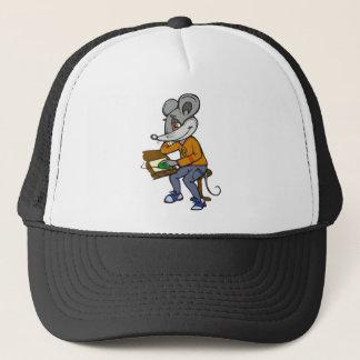 Computer Geek Mouse Trucker Hat