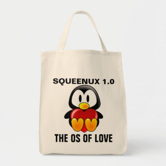 Computer Geek Valentine: Operating System for Love Tote Bag