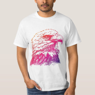 Computer Generated Eagle T-Shirt