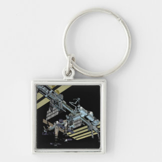 Computer generated view 12 keychains