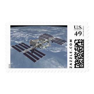 Computer generated view 27 postage stamp