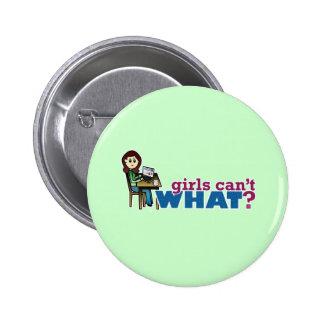 Computer Girl - Light Pins