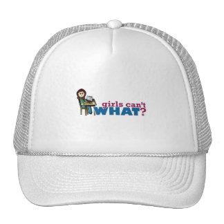 Computer Girl - Light Hats