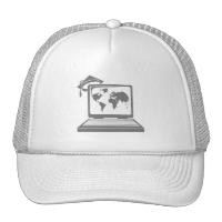 Computer Graduate Hats