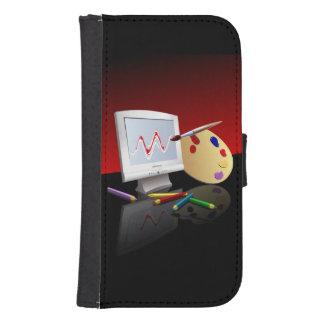 Computer Graphics Phone Wallets