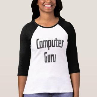 Computer Guru Grey T-Shirt