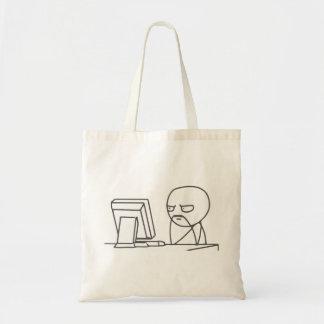Computer Guy Meme - Bag