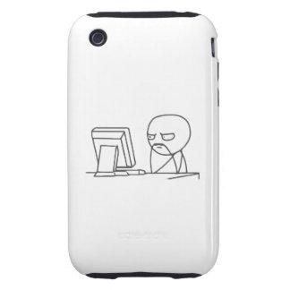 Computer Guy Meme - iPhone 3G/3GS Case Tough iPhone 3 Cover