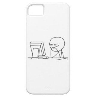 Computer Guy Meme - iPhone 5 Case