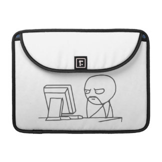 Computer Guy Meme - MacBook Pro Sleeve