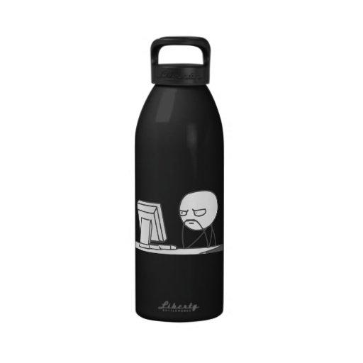 Water Bottle Neck Meme: Computer Guy Meme - SIGG Traveler 1.0L Water Bottle