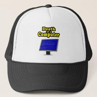 Computer Hangs Frequently Trucker Hat