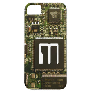 Computer Hard Drive Circuit Board iPhone 5 Cover