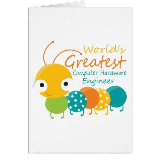 Computer Hardware Engineer Card