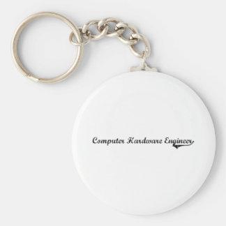 Computer Hardware Engineer Professional Job Keychain