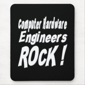 Computer Hardware Engineers Rock! Mousepad