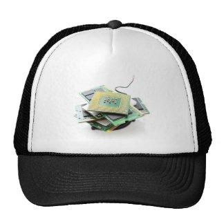 Computer hardware hat