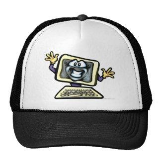 Computer Mesh Hat