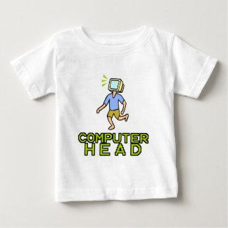 computer head baby T-Shirt