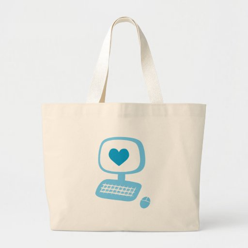 Computer Heart Bag