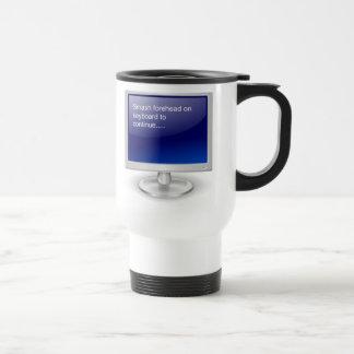 Computer Humor II Travel Mug