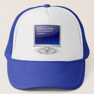 Computer Humor Trucker Hat