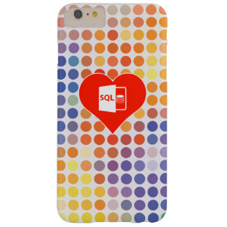 Computer Icon Barely There iPhone 6 Plus Case