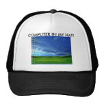COMPUTER IN MY HAT!