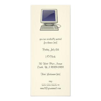 Computer Invitation