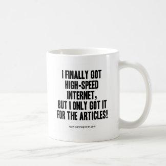 Computer Joke mug